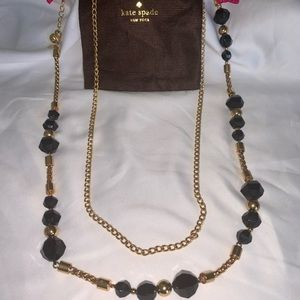 2Kate Spade necklaces